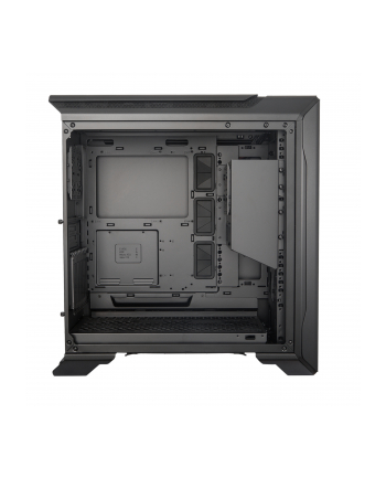 Cooler Master MasterCase SL600M Black Edition, tower case(black, Tempered Glass)