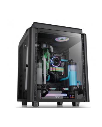 Thermaltake Level 20 HT, big-tower case(black, Tempered Glass)