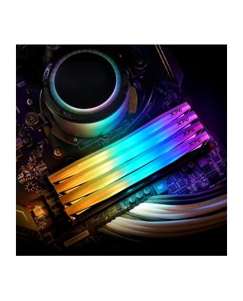 ADATA DDR4 - 8GB -4133 - CL - 19 - Single - XPG Spectrix D60G) (grey, AX4U413338G19 ST60)