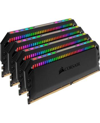 Corsair DDR4 - 64GB - 3600 - CL - 16 - Octo-Kit, Dominator Platinum RGB (black, CMT64GX4M8Z3600C16)