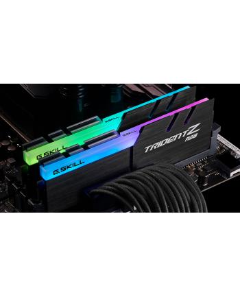 G.Skill DDR4 - 32 GB -3600 - CL - 16 - Dual Kit, Trident Z RGB (black, F4-3600C16D-32GTZR)