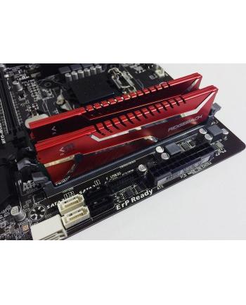 Mushkin DDR4 - 16 GB -3600 - CL - 18 - Dual kit, Redline (red, MRB4U360JNNM8GX2)
