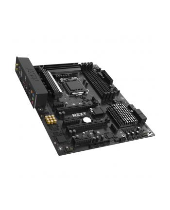 NZXT N7 Z390 Matte Black - Socket 1151 - motherboard(black)