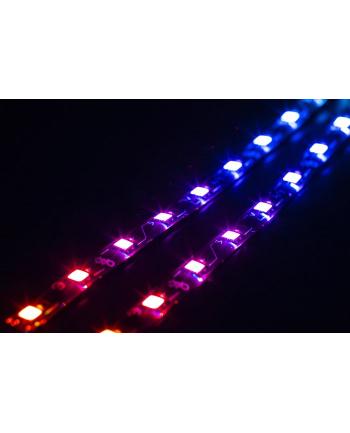 Evnbetter xcd1.02 baseline45, LED strip (2 pieces, each 18 RGB-LEDs, each 45 cm long)