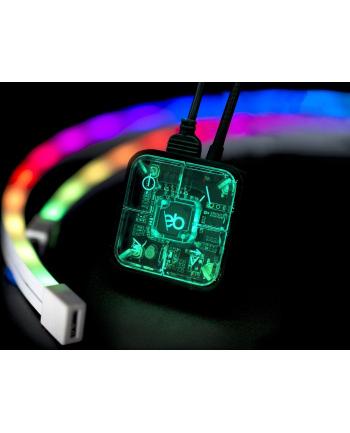 Evnbetter # 1:02 Light Control slimline45, Modding(2 LED strips, 1 Controller)