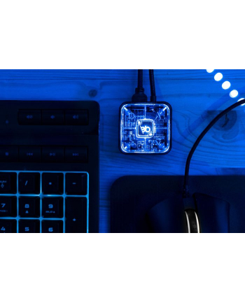 Evnbetter # 1:03 Light Control wideline45, Modding(2 LED strips, 1 Controller)