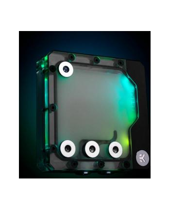 EKWB EK-Quantum Kinetic FLT 120 D5 PWM D RGB Plexi, pump(Black)