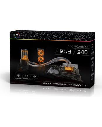 EKWB EK KIT RGB 240, water cooling