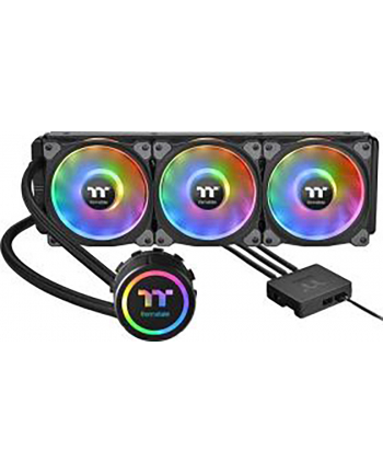 Thermaltake floe DX RGB 360 TT Premium Edition, water cooling(Black)