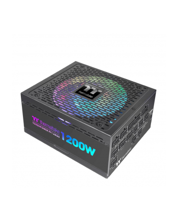 Thermaltake Toughpower 1200W PF1 ARGB, PC power supply(black 8x PCIe, cable management)