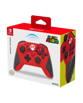 HORI wireless Horipad (Mario), gamepad (red / black)