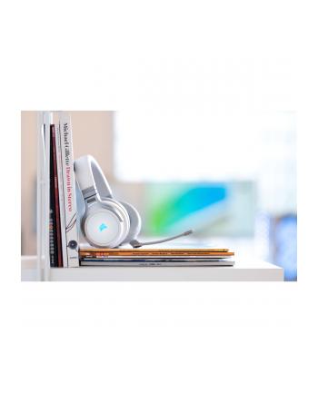 Corsair Virtuoso RGB Wireless, Headset(White)