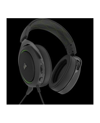 Corsair HS50 Pro Headset(black / green)