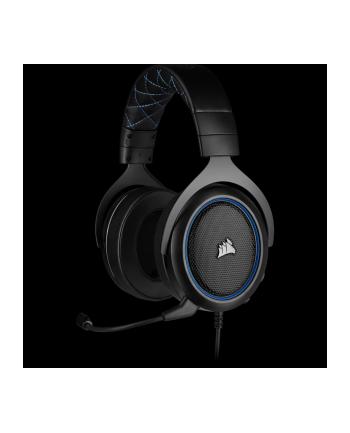 Corsair HS50 Pro Headset(black / blue)