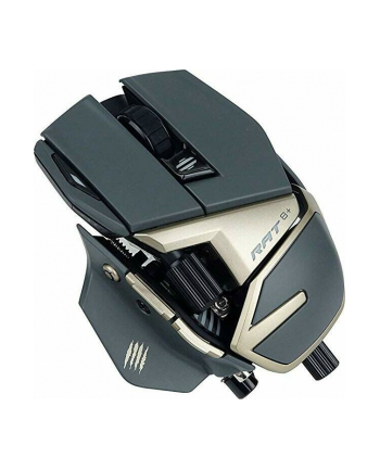 Mad Catz RAT 8+, mouse (black / gold, 30th Anniversary Limited Edition)