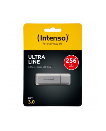 Intenso Ultra Line 256 GB, USB stick(silver, USB-A 3.2 (5 Gbit / s))