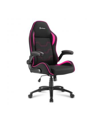 Sharkoon Elbrus 1 Gaming Seat black/pink