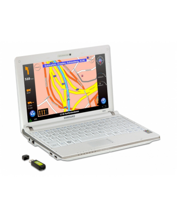 Navilock NL-701US, GPS receiver(black, GPS, GLONASS)