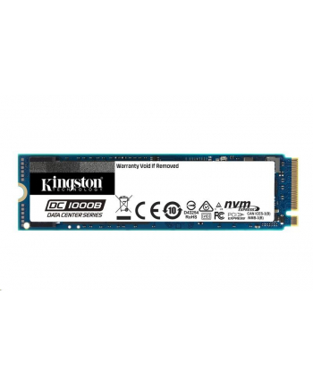 KINGSTON DYSK SSD 480G DC1000B M2 2280 NVMe
