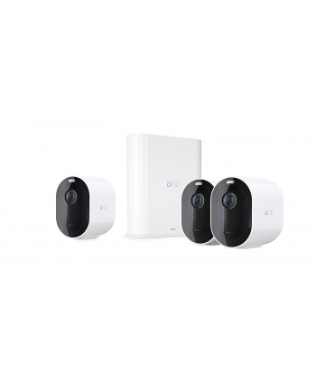 Arlo Pro3 2K QHD Camera Set 3 Cams