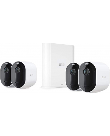 Arlo Pro3 2K QHD Camera Set 4 Cams