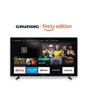 Grundig 55 GUB 7060 FireTV, - 55 - LED TV(black, UltraHD, Triple Tuner, Alexa, WLAN)