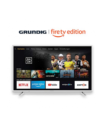 Grundig 55 GUW 7060 FireTV, LED TV(White, UltraHD, Triple Tuner, Alexa, WLAN)