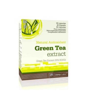 Olimp Green Tea 60 tabletek blister box