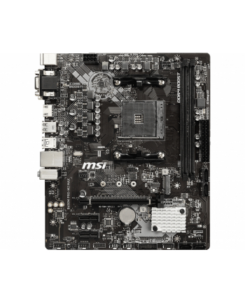MSI B450M PRO-M2 MAX - Socket AM4 - mainboard