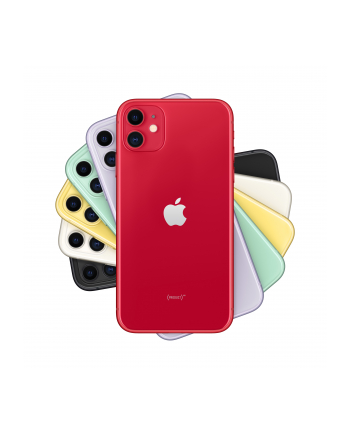 Apple iPhone 11 - 256GB - 6.1, phone (red, iOS)