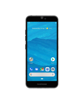 FairPhone 3 - 5.65 - 64GB, Android (Dark Translucent, Dual SIM)