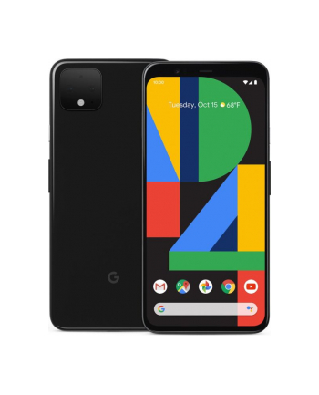 Google pixels 4 XL - 6.3 - 64GB, Android (Black)