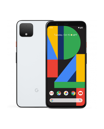 Google pixels 4 XL - 6.3 - 64GB, Android (White)