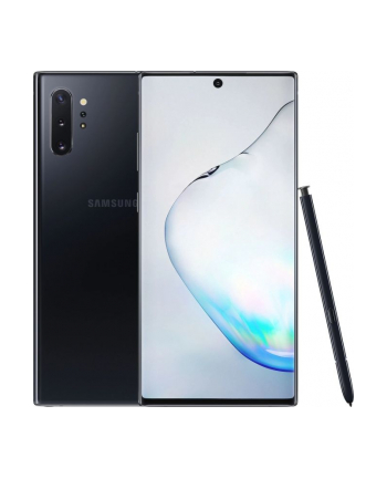 Samsung Galaxy note10 + - 6.8 - 256GB, Android (Aura Black, Dual SIM)