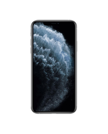 Smartfon Apple iPhone 11 Pro Max 256GB Silver (6 5 ; HDR  OLED Multi-Touch  Super Retina XDR  Technologia True Tone; 2688x1242; 4GB; 3969mAh)