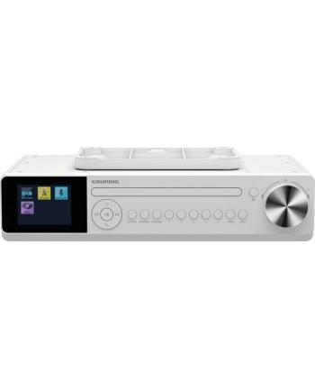 Grundig DKR 2000, radio(white, DAB +, FM, RDS, Bluetooth, CD)