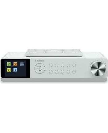 Grundig DKR 3000, radio(white, DAB +, FM, RDS, Bluetooth, WLAN)