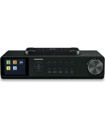 Grundig DKR 3000, Radio(Black, DAB +, FM, RDS, Bluetooth, WLAN)