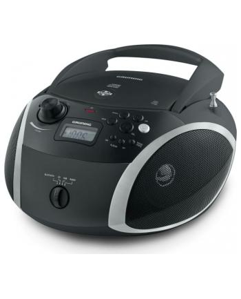 Grundig GRB 3000, a CD player(black / silver, FM radio, CD-R / RW, Bluetooth)