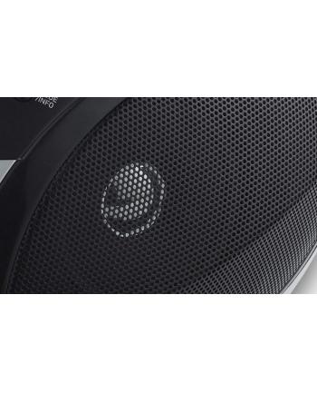 Grundig GRB 4000, CD Player(silver / black, FM / DAB + radio, CD-R / RW, Bluetooth)