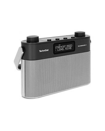 TechniSat TECHNIRADIO 8(black / silver, FM, DAB)