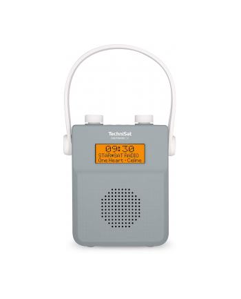 TechniSat DIGIT RADIO 30(white / grey, Bluetooth, IPX5)