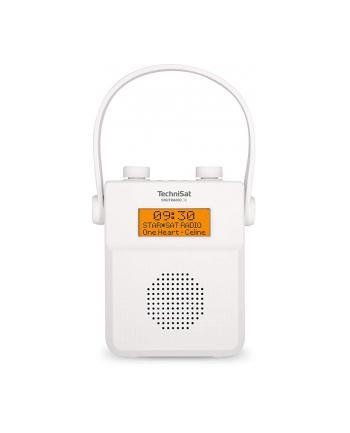 TechniSat DIGIT RADIO 30(White, Bluetooth, IPX5)