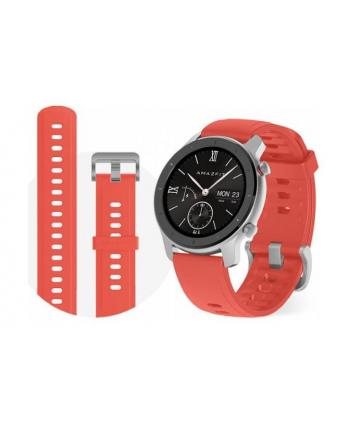 Xiaomi Huami Amazfit GTR, SmartWatch(red, 42mm)