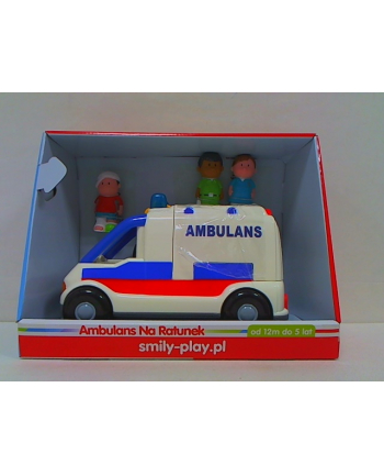 anek - smily play Ambulans na ratunek j.polski SP82971 29711
