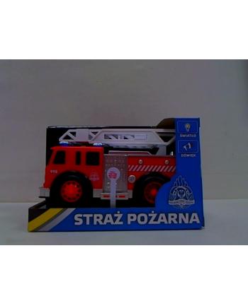 hero Auto straż pożarna św/dźw 20cm 69007 90073