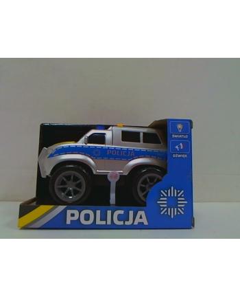 hero Auto policja św/dźw 20cm 69008 90080
