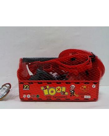 icom Zestaw strażacki+kask w kufer.30cm CH005682 21870
