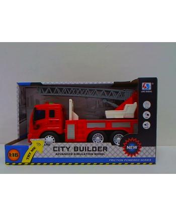 icom Auto strażackie 29cm św/dźw BF124773 83758