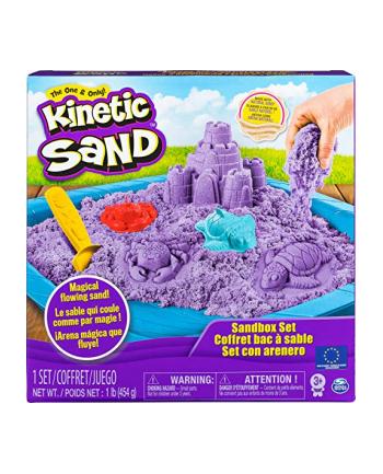 Kinetic Sand Zamek p6 6024397 Spin Master p6